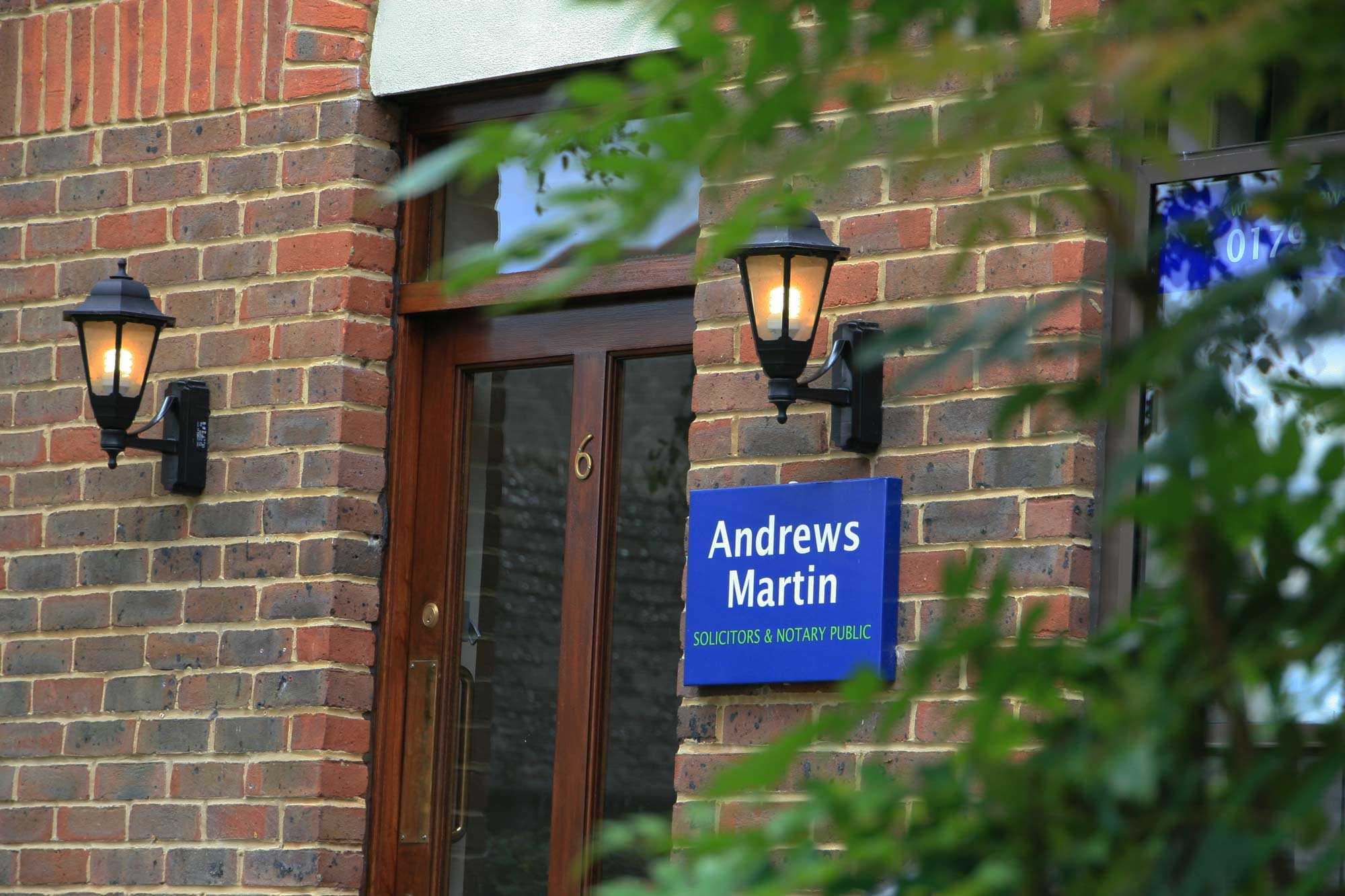 Andrews Martin Solicitors, Old Town, Swindon